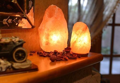Солевая лампа Скала 4-7 кг (5)