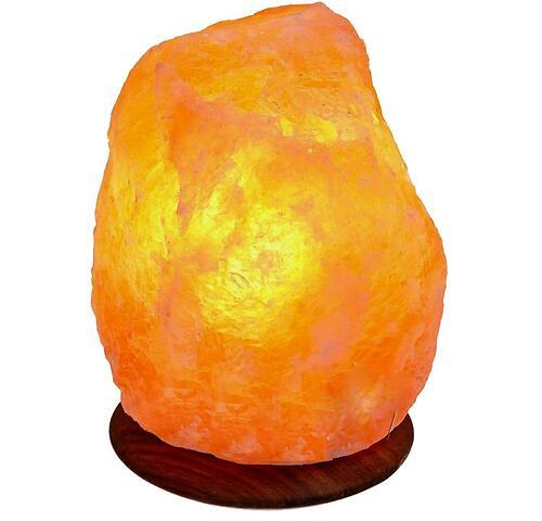 Солевая лампа Скала 4-7 кг (4)
