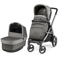 Коляска 2в1 Peg-Perego Book 51 S Titania Pop Up Modular Class Grey