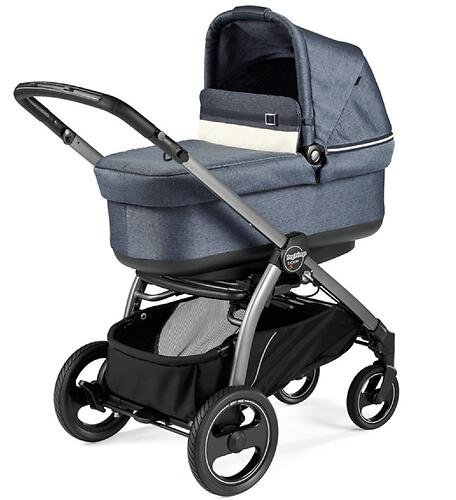 Коляска 2в1 Peg-Perego Book S Titania Pop Up Modular Lux Mirage (7)