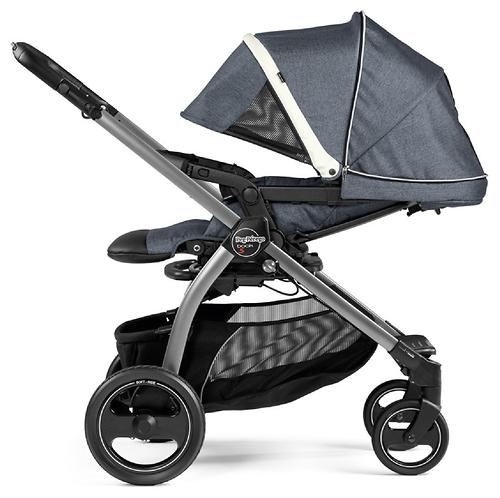 Коляска 2в1 Peg-Perego Book S Titania Pop Up Modular Lux Mirage (10)