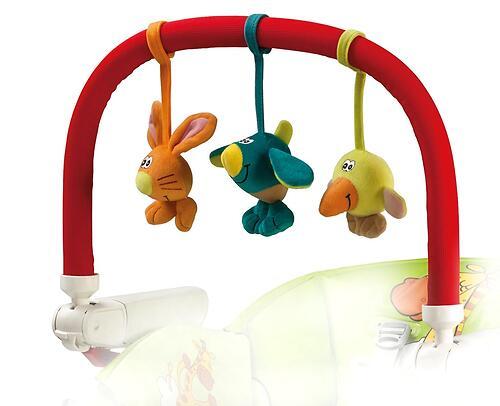 Дуга с игрушками Peg Perego Play Bar (4)