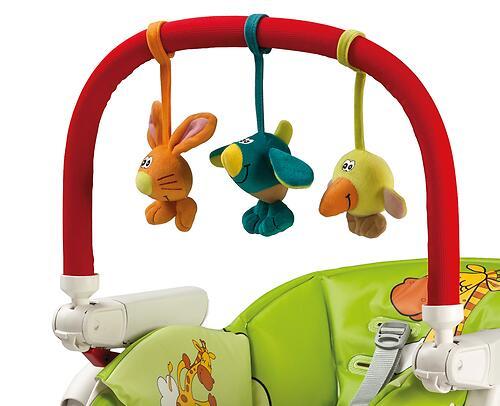 Дуга с игрушками Peg Perego Play Bar (5)