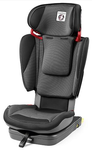 Автокресло Peg-Perego Viaggio 1-2-3 Via Licorice (14)