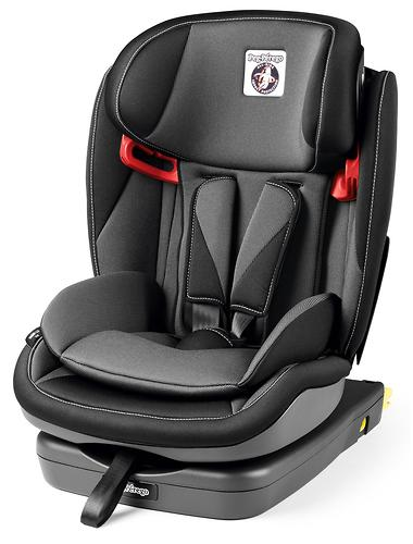 Автокресло Peg-Perego Viaggio 1-2-3 Via Crystal Black (11)