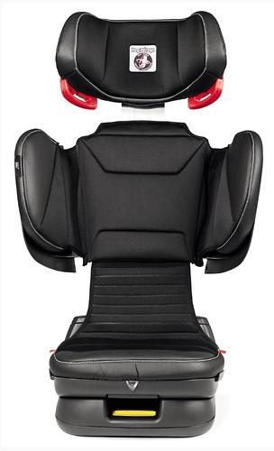 Автокресло Peg-Perego Viaggio 2-3 Flex Crystal Black (9)