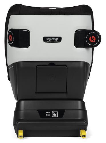 Автокресло Peg-Perego Viaggio FF 105 с базой Isofix I-size цвет Ebony (10)