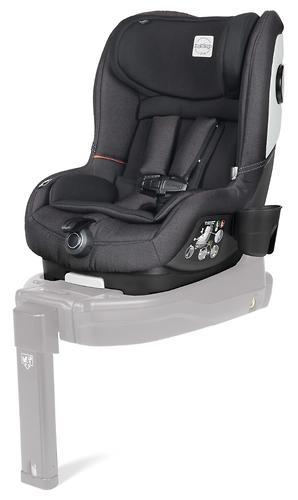 Автокресло Peg-Perego Viaggio FF 105 с базой Isofix I-size цвет Ebony (7)