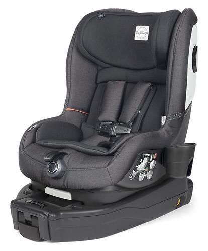 Автокресло Peg-Perego Viaggio FF 105 с базой Isofix I-size цвет Ebony (6)