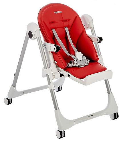Стульчик Peg Perego Prima Pappa Follow Me Fragola (15)