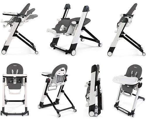 Стульчик Peg-Perego Siesta Follow Me Wonder Grey (14)