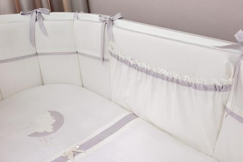 Комплект в кроватку Perina Bonne Nuit Oval 7 предметов 125х75 (6)