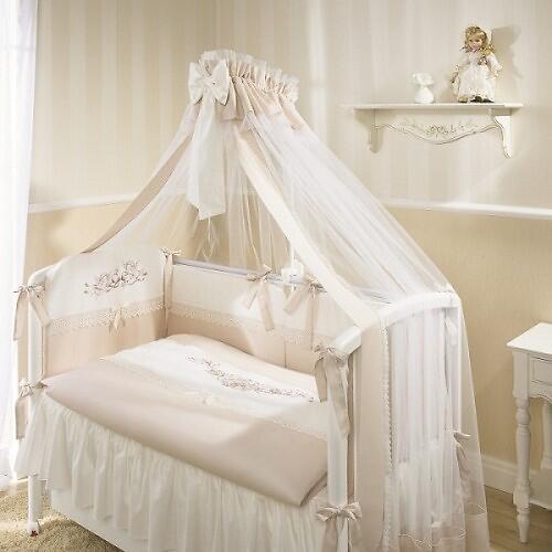Комплект в кроватку Perina Эстель 6 предметов (5)