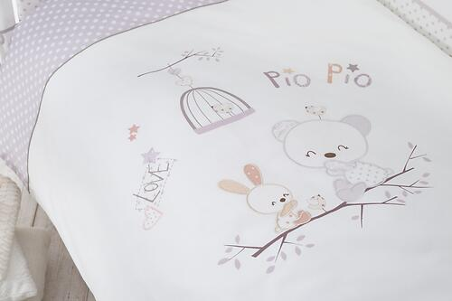 Постельное белье Perina Pio Pio 4 предмета (4)