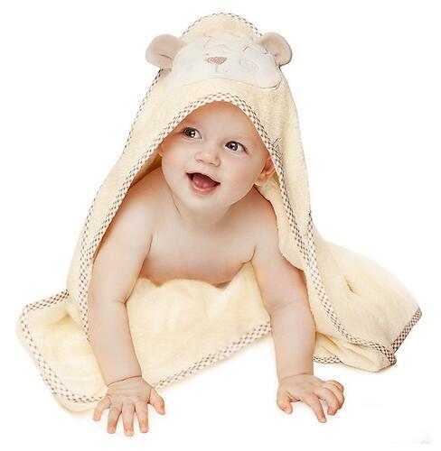 Полотенце детское т.м. Perina ПД-02.95 95х95 см Мишутка (5)