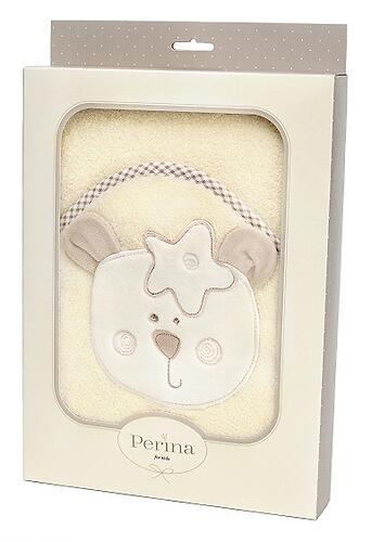 Полотенце детское т.м. Perina ПД-02.95 95х95 см Мишутка (6)