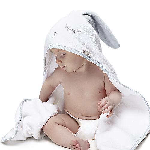Полотенце детское т.м. Perina ПД-05.2.95 95х95см Лапушка Серая (8)