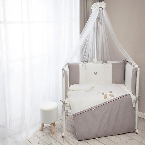 Комплект в кроватку Perina 6 предметов Прятки (5)