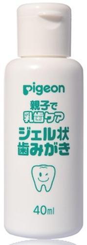 Гель Pigeon для чистки молочных зубов со сладким вкусом 40 гр 6+ (4)