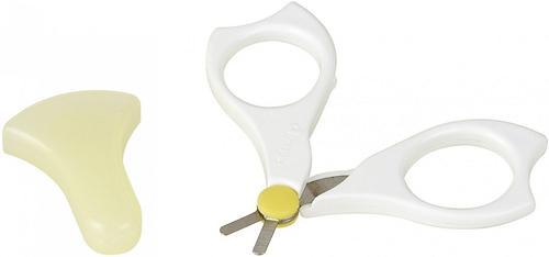 Ножнички Pigeon для ногтей новорожденных (10)