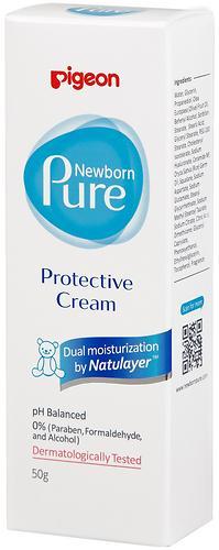 Защитный крем Pigeon Newborn Pure Protective Cream 0+ (6)