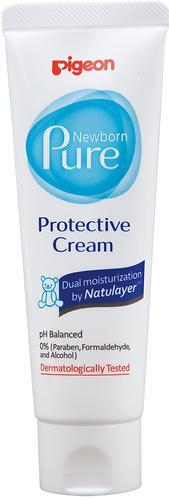 Защитный крем Pigeon Newborn Pure Protective Cream 0+ (4)