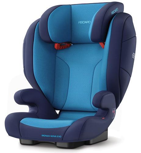 Автокресло Recaro Monza Nova Evo Xenon Blue (7)