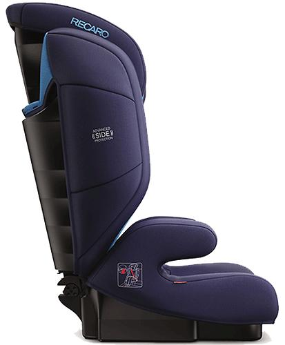 Автокресло Recaro Monza Nova Evo Xenon Blue (9)