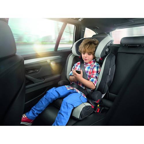 Автокресло Recaro Monza Nova IS Seatfix Performance Black (32)