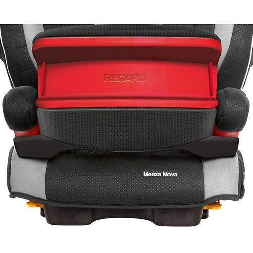 Автокресло Recaro Monza Nova IS Seatfix Performance Black (24)