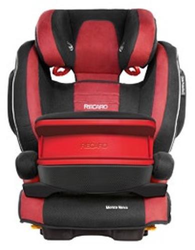 Автокресло Recaro Monza Nova IS Seatfix Performance Black (20)