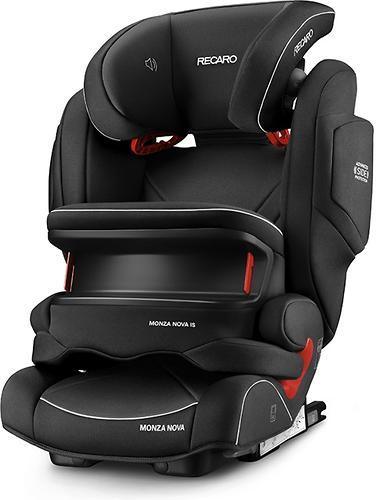 Автокресло Recaro Monza Nova IS Seatfix Performance Black (18)