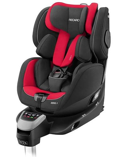 Автокресло Recaro Zero.1 I-size Racing Red (11)