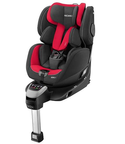 Автокресло Recaro Zero.1 I-size Racing Red (12)