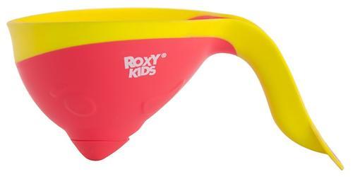Ковш для ванны Roxy Kids с лейкой Коралловый (10)