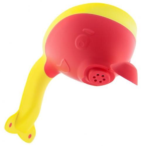 Ковш для ванны Roxy Kids с лейкой Коралловый (12)