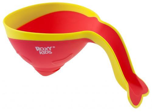 Ковш для ванны Roxy Kids с лейкой Коралловый (11)