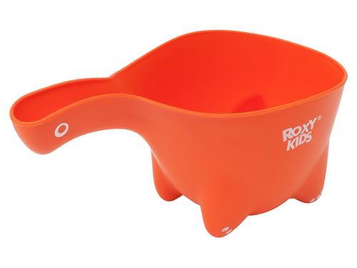 Ковшик для ванной Roxy kids Dino Scoop Оранжевый (6)