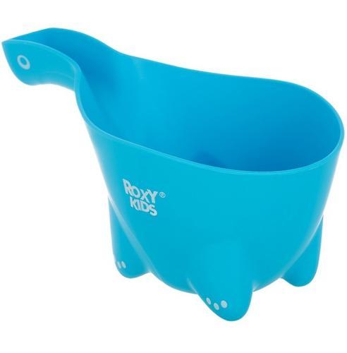 Ковшик для мытья головы Roxy kids Dino Safety Scoop Синий (7)