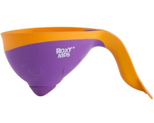Ковш для ванны Roxy Kids с лейкой Фиолетовый (11)