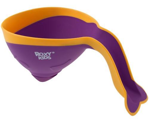 Ковш для ванны Roxy Kids с лейкой Фиолетовый (13)
