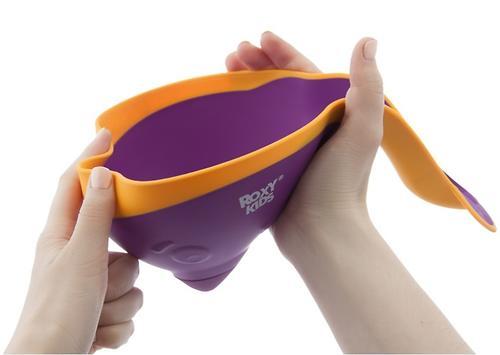 Ковш для ванны Roxy Kids с лейкой Фиолетовый (16)