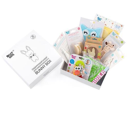 Набор для новорожденного ROXY-KIDS Bunny Box (6)