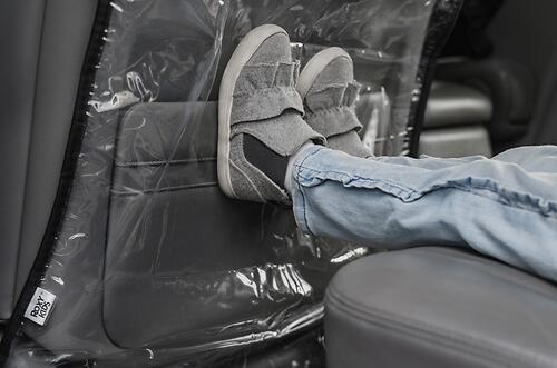 Защитная накидка на спинку автомобильного сиденья Roxy Kids (5)