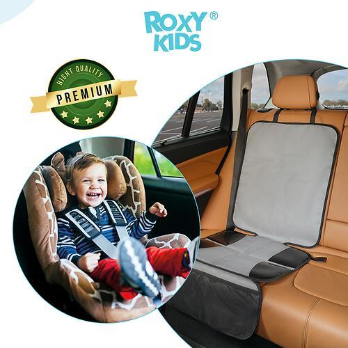 Накидка на сиденье автомобиля Roxy Kids Серая (11)