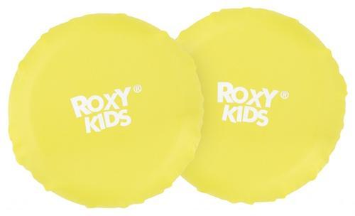 Чехлы на колеса Roxy в сумке 20 см Желтые 4шт/уп (4)