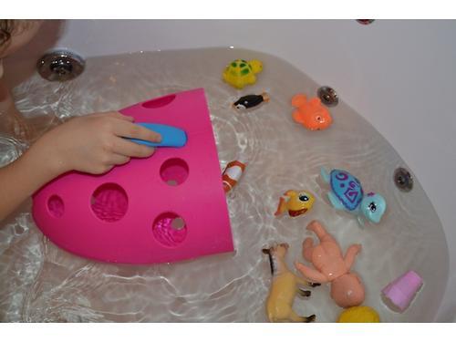 Органайзер Roxy Kids для игрушек Голубой (11)