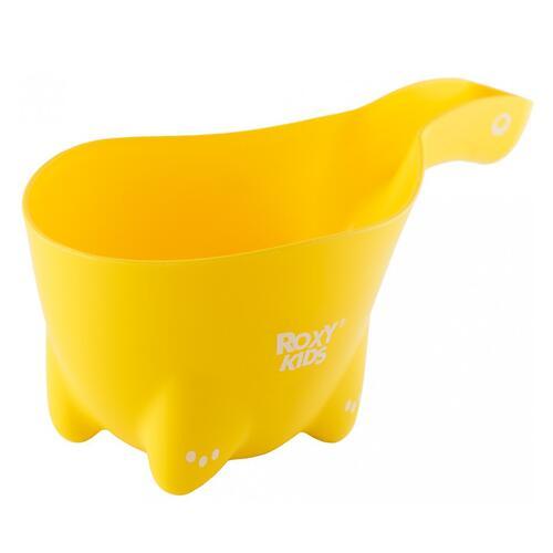 Ковшик для мытья головы Roxy Kids Dino Safety Scoop Лимонный (5)