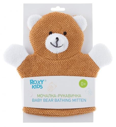 Махровая мочалка-рукавичка Roxy Kids Baby Bear (5)