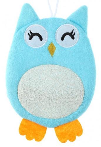 Махровая мочалка-рукавичка Roxy Kids Baby Owl (5)